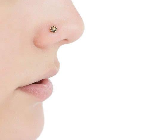 پیرسینگ بینی