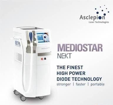 دستگاه لیزر دایود Asclepion