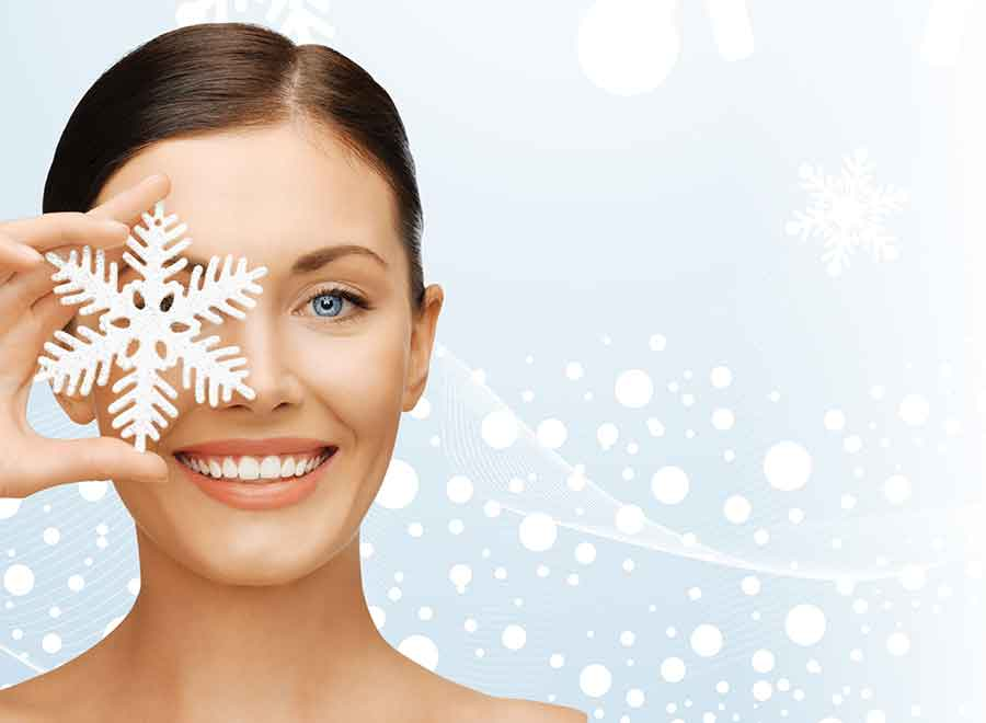 مراقبت از پوست و مو در فصل سرما