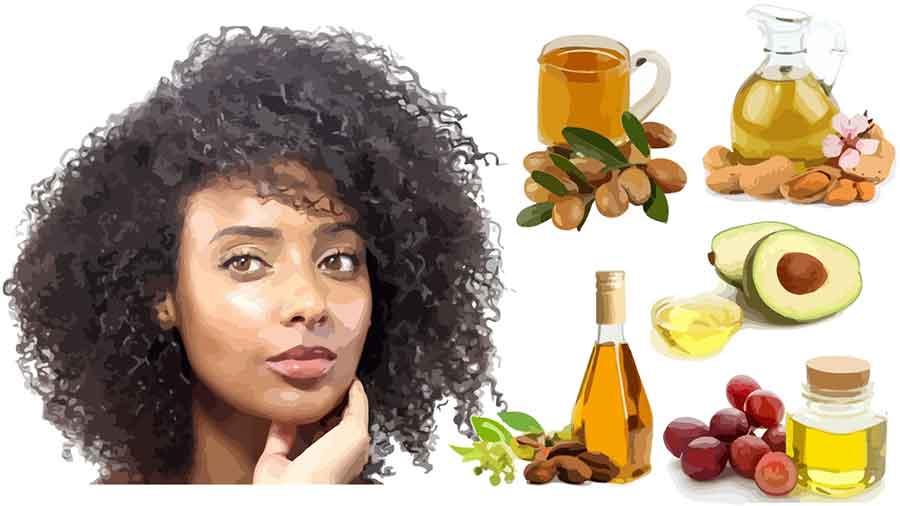 تقویت مو با استفاده از روغن های گیاهی