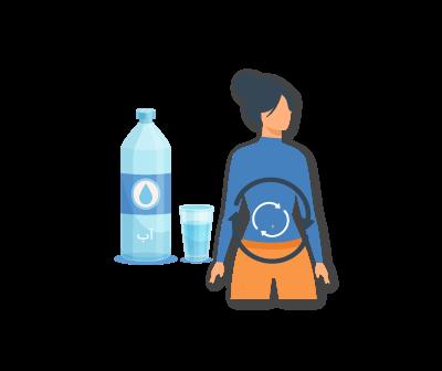 فواید نوشیدن آب