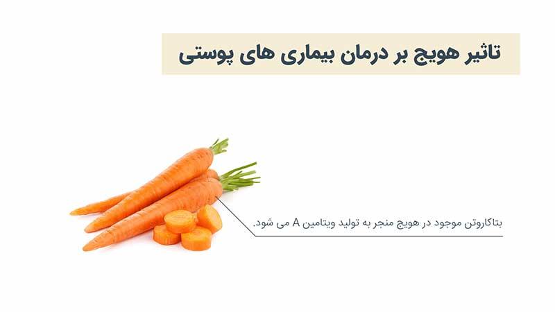 میوه و سبزیجات مفید برای سلامت پوست
