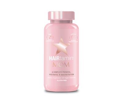کپسول مام هیرتامین - تقویت کننده مو مخصوص خانم های باردار